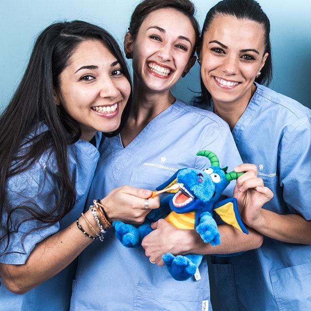 Dentista per bambini a Vicenza